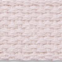 Natural cotton webbing