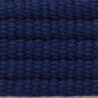 Navy cotton webbing ribbed