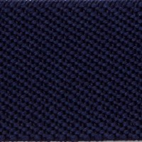 Navy blue elastic