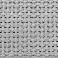 grey cotton webbing