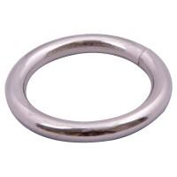 Welded nickel o-ring