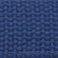 navy cotton webbing