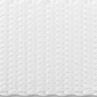 White nylon webbing