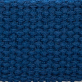 6L Royal Blue Heavy-weight Cotton Webbing