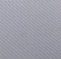 970 White Polyester Woven Elastic