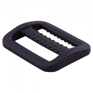 black plastic slide