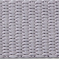 Grey nylon webbing