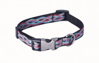 recycled polyester webbing dog collar
