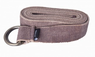 cotton webbing yoga strap