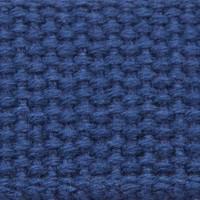 Navy Blue heavyweight cotton webbing