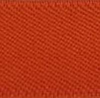 970 Orange Polyester Woven Elastic