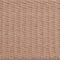 RETWFA Tan Acrylic Surcingle Weave Webbing