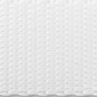 White nylon webbing
