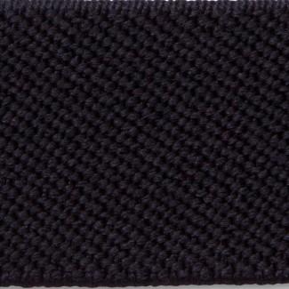 Black elastic