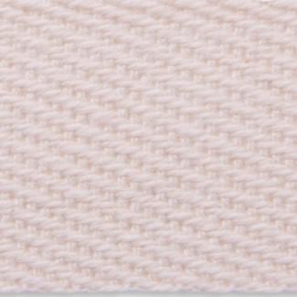 Woven natural cotton webbing