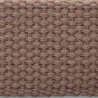 Buff cotton webbing