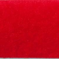 Sewable red loop