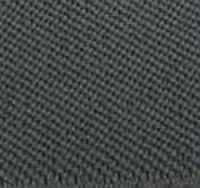 970 Charcoal Polyester Woven Elastic