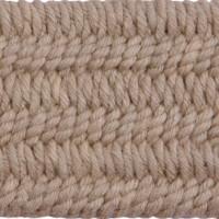 BNTE Buff Braided Cotton Elastic