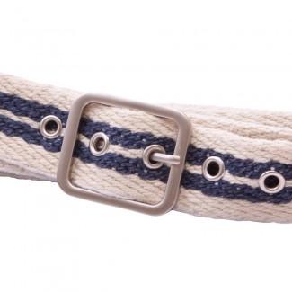 Natural webbing belt