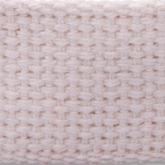 6L Natural Heavy-weight Cotton Webbing
