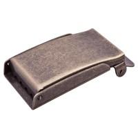 Antique Brass Flip Top Cam Buckle