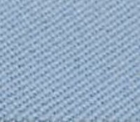 970 Pastel Blue Polyester Woven Elastic