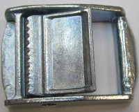 906 Cam Buckle Zinc Plated