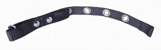Black boating strap