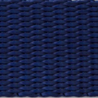 Navy nylon webbing