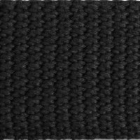 T4 Black Government Spec Cotton Belt Web