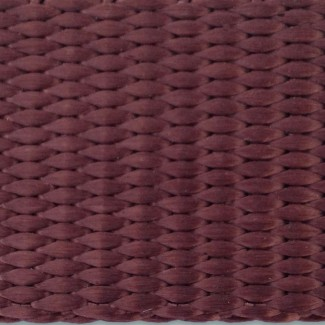 Brown Nylon Webbing