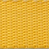 Yellow nylon webbing