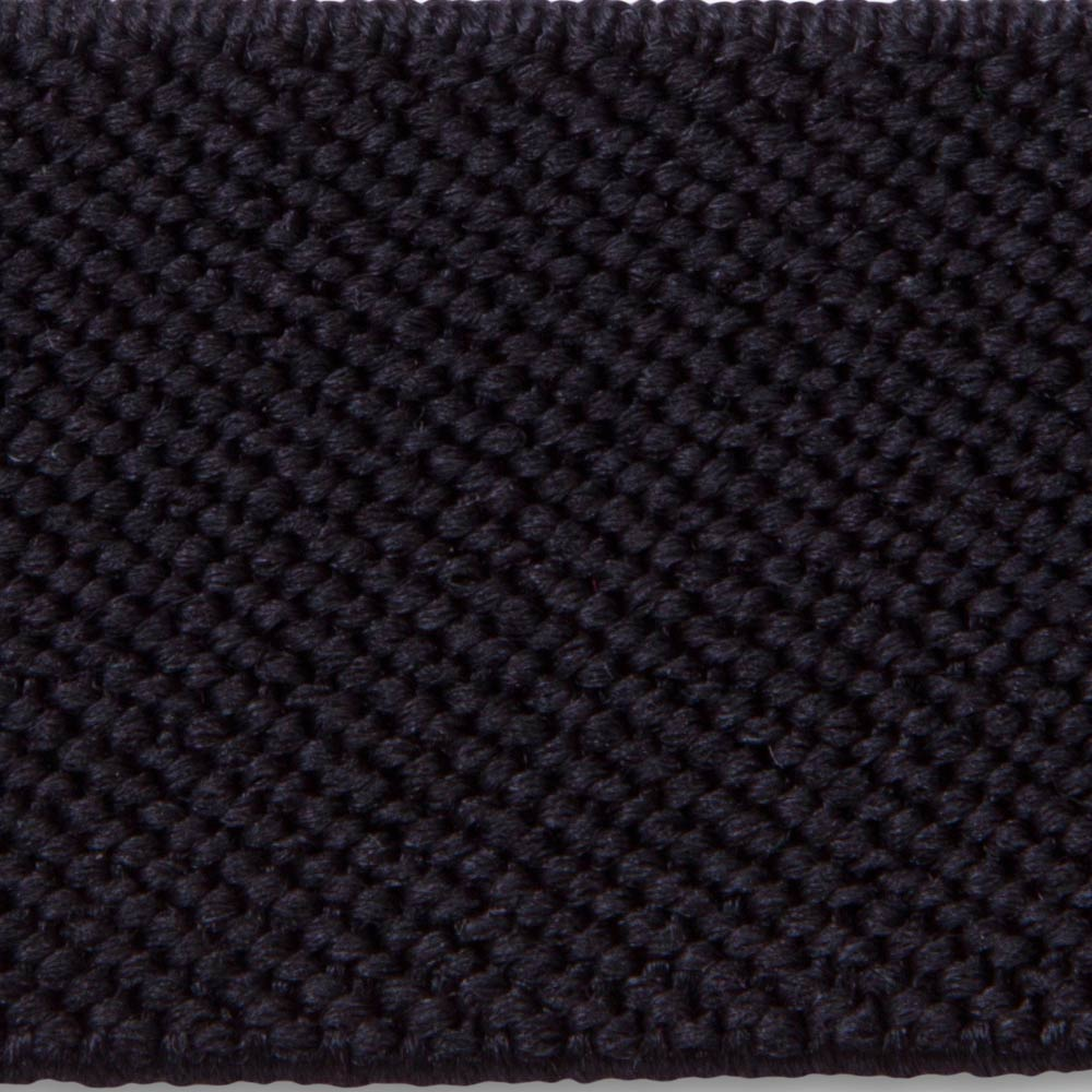 970 Black Polyester Woven Elastic National Webbing Products