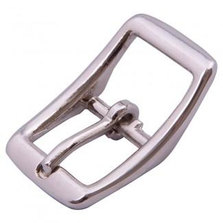 Metal centerbar buckle