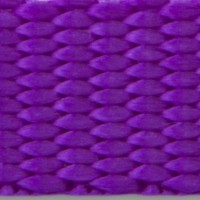 Purple nylon webbing