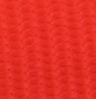 477 Orange Neon Woven Nylon Webbing