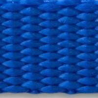 Royal blue nylon webbing